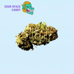 Sour Space Candy CBD Hemp Flower For Sale