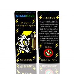 Elektra CBD Vape Cartridge