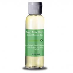 CBD Pain Relief Massage Oil