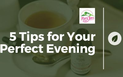 5 Tips for Your Perfect Evening